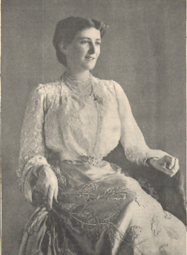 Mary Leiter, who became Lady Curzon